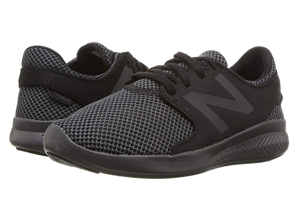 New Balance Kids KJCSTv3Y (Little Kid/Big Kid) (Black/Magnet) Boys Shoes