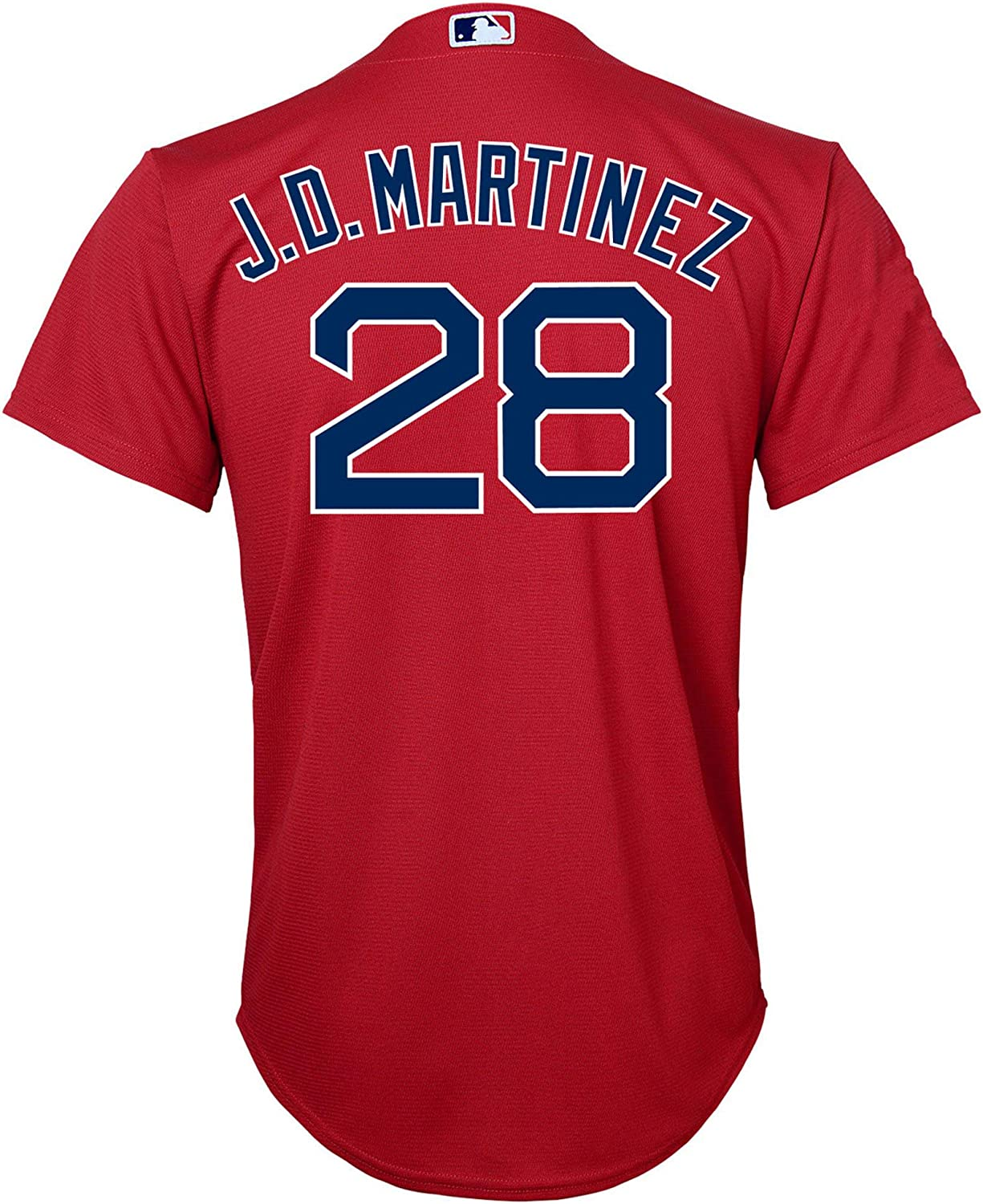 J.D. Martinez Boston Red Sox Cool Repli NEW before selling High order Base Alternate Youth