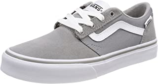 Boys Chapman Stripe Casual Sneakers, Grey, 3.5