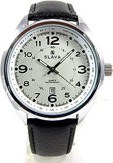 slava russian watch