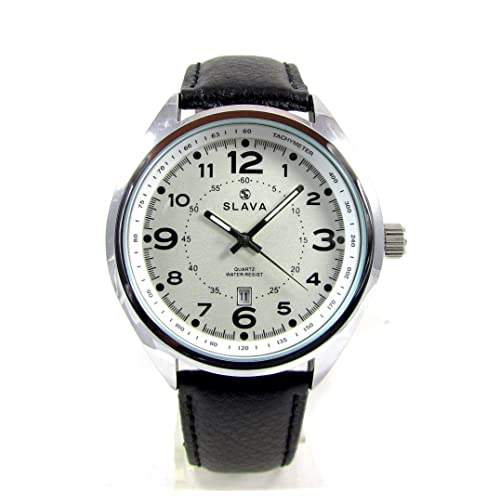 Russian Watch Slava Watch Mens Wrist Watches 10129 Watch Men 3ATM Watches