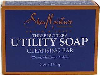 Shea Moisture Men's Utility Soap, 5 Ounce
