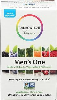 Rainbow Light, Multivitamin Mens One, 30 Count
