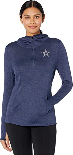 Dallas Cowboys Cara Quarter Zip Jacket