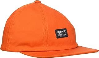 adidas Men's Mod6Panel, Collegiate Orange, OSFW