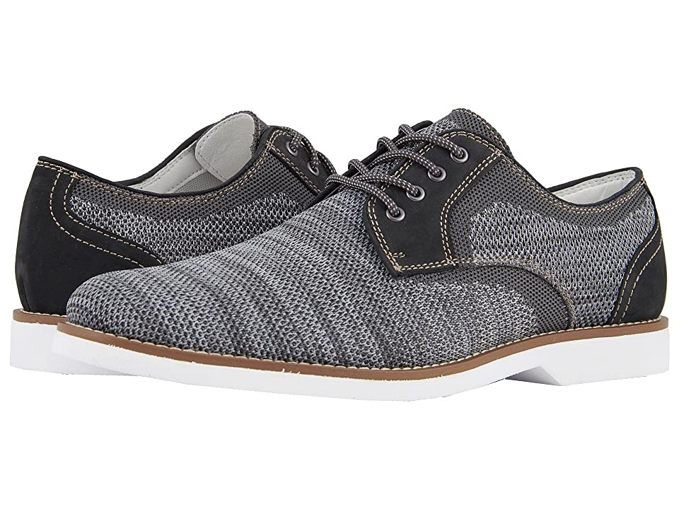 G.H. Bass & Co. Proctor (Dark Grey Marbled Knit/Nubuck) Men