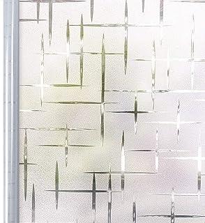 comprar comparacion Homein Vinilo Ventana Electroestatico Vinilos Cristales para Privacidad Película Adhesiva Deslustrado Sin Pagamento Facíl ...