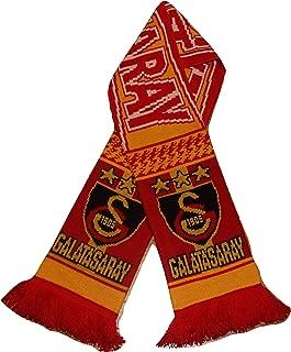 Galatasaray | Soccer Fan Scarf | Premium Acrylic Knit