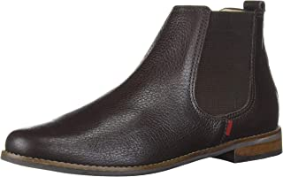 MARC JOSEPH NEW YORK Kids' Leather Made in Brazil Chukka Ankle Boot