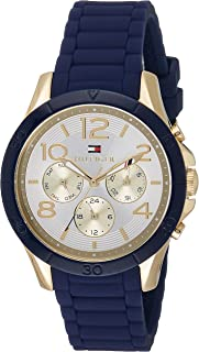 Tommy Hilfiger Analog Silver Dial Women's Watch - NATH1781523