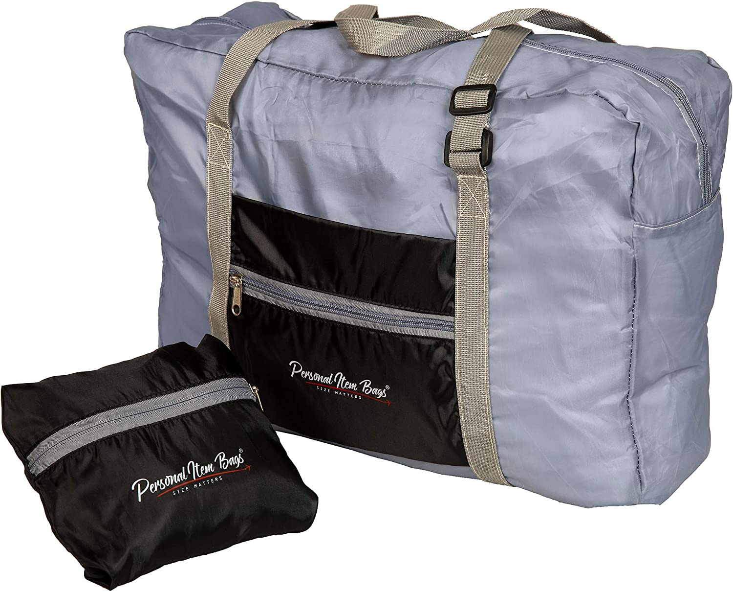 Personal Chicago Mall Item Bag Carry on Duffel Fo Stop Nylon Charlotte Mall Tote Durable Rip