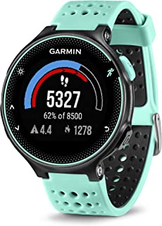 Garmin Forerunner 235 – Frost Blue (Renewed)