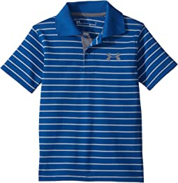 Under Armour Kids Playoff Stripe Polo (Little Kids/Big Kids)