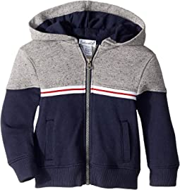 Hoodie Color Block Jacket (Infant)