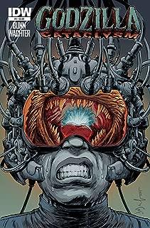 Godzilla Cataclysm #4