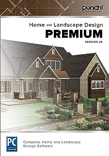 Punch! Home & Landscape Design Premium v20