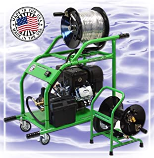 SECON-Extreme Jet with Caddy Made in The USA by Sewer Equipment Company of Nevada