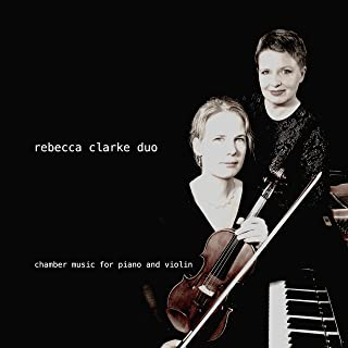 Chamber Music for Piano and Violin