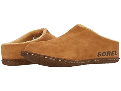 SOREL Kids Lanner Ridgetm II (Little Kid/Big Kid) (Camel Brown) Kid