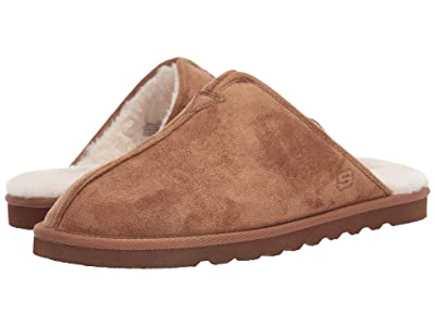 SKECHERS Renton Palco (Tan) Men