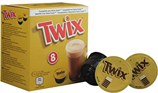 Nescafé Dolce Gusto Compatible Twix Chocolate 8 Drinks