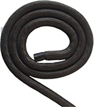2 x 20 mm color negro por metro Pyrojoints 506 Cinta autoadhesiva plana para juntas