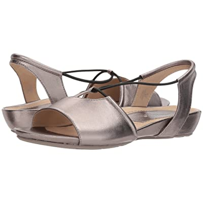 Earth Lacona Earthies (Dark Silver Metallic Leather) Women
