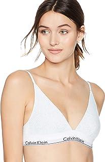 Calvin Klein 女式现代棉质三角文胸