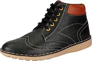 FAUSTO Men's Outdoor Hiking Boots