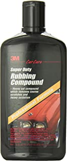 3M 39004 Super Duty Rubbing Compound - 16 fl. oz.
