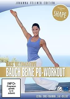 Johanna Fellner Edition-das Bauch,Beine,Po-Workout [Import allemand]