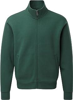 Russell Mens Authentic Full Zip Sweatshirt Jacket