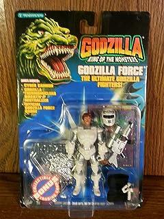 Qiyun Godzilla King of The Monsters Godzilla Force Margaret OBrien Action Figure 1994