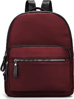 Travistar Damen Rucksack Daypack Schultaschen Nylon, Wasserdicht Schulrucksack Cityrucksack Rucksacktasche Freizeitrucksac...