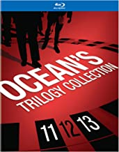 Ocean's Trilogy Collection [Blu-ray]