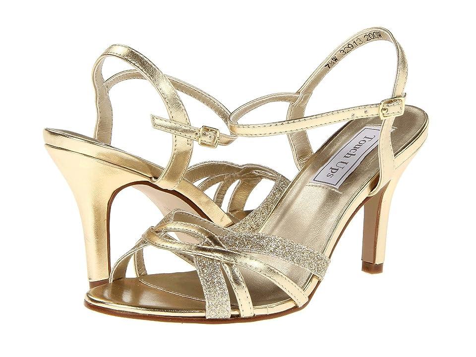 Touch Ups Taryn (Gold) Women's Shoes