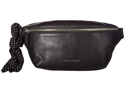 Loeffler Randall Sophie Belt Bag (Black) Handbags