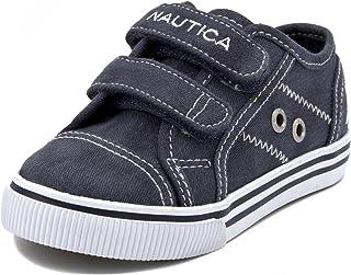 Nautica Kids Colburn Little Kids Toddler Velcro Fashion Sneaker Boys Girls Shoes