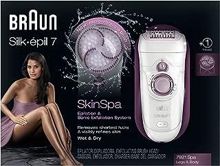 Braun Silk Epil Female Epilator Se7921spa 1 Count
