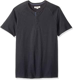 Amazon Brand - Goodthreads Men's Short-Sleeve Sueded...
