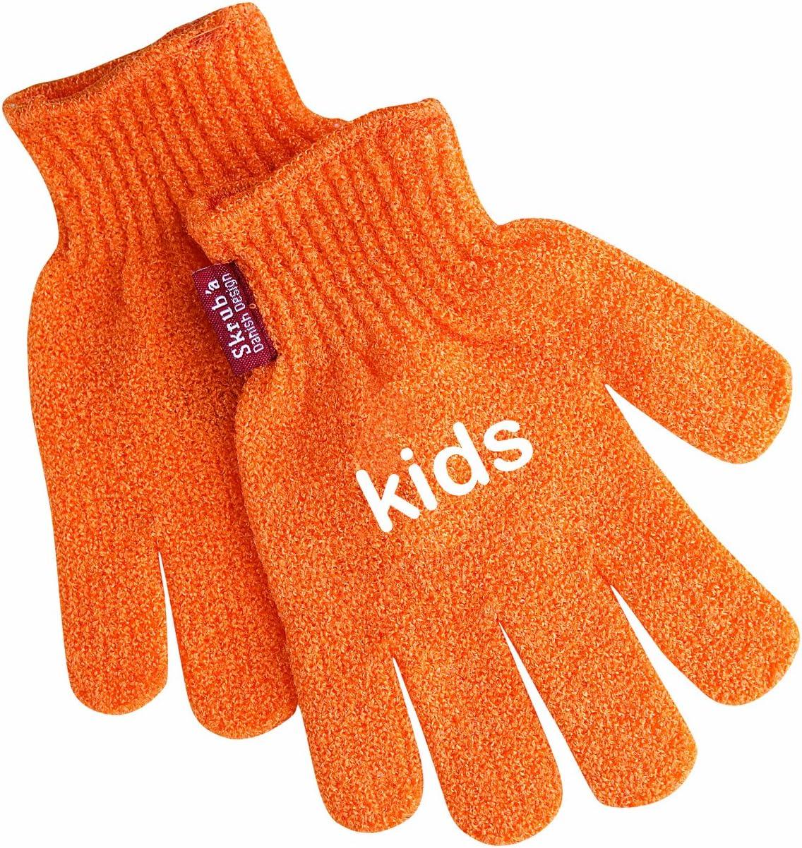 Amazon.com: Fabrikators Skrub'a Kids Glove, Carrot Kids, 1-Pair: Kitchen &  Dining
