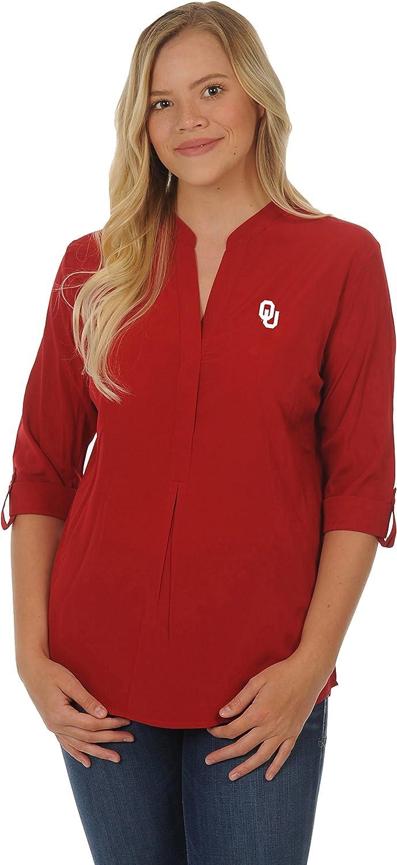 NCAA Womens Button Down Tunic