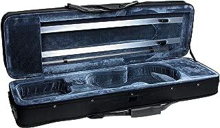 Featherweight C-3960 Deluxe Violin Case - Rectangular - 4/4 Size