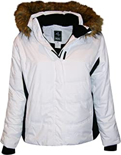 29473da29ac Pulse Women s Plus Extended Size Ski Coat Jacket Aspens Calling