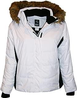 Women's Plus Extended Size Ski Coat Jacket Aspens Calling