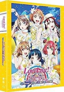 Love Live! Sunshine!! The School Idol Movie: Over the Rainbow Blu-ray + Digital