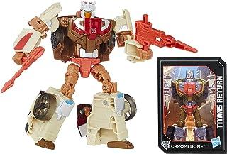 Transformers Generaciones Titans Retorno Titan Master Autobot Stylor y chromedome