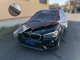 TELO COPRIAUTO FELPATO IMPERMEABILE TAGLIA L ANTIGRAFFIO COPERTURA UNIVERSALE PER JEEP Renegade 2.0 Mjt 4WD Active Drive Sport