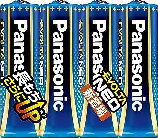 パナソニック エボルタNEO 単3形アルカリ乾電池 4本パック LR6NJ/4SE