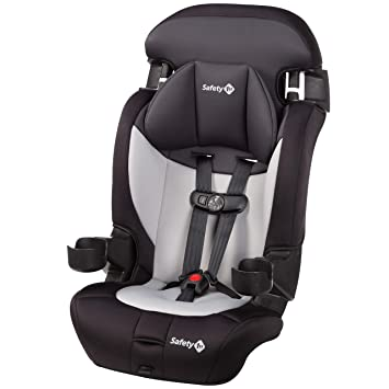 Safety 1st Grand Booster Car Seat, Black Sparrow, One Size (BC149EZA): image